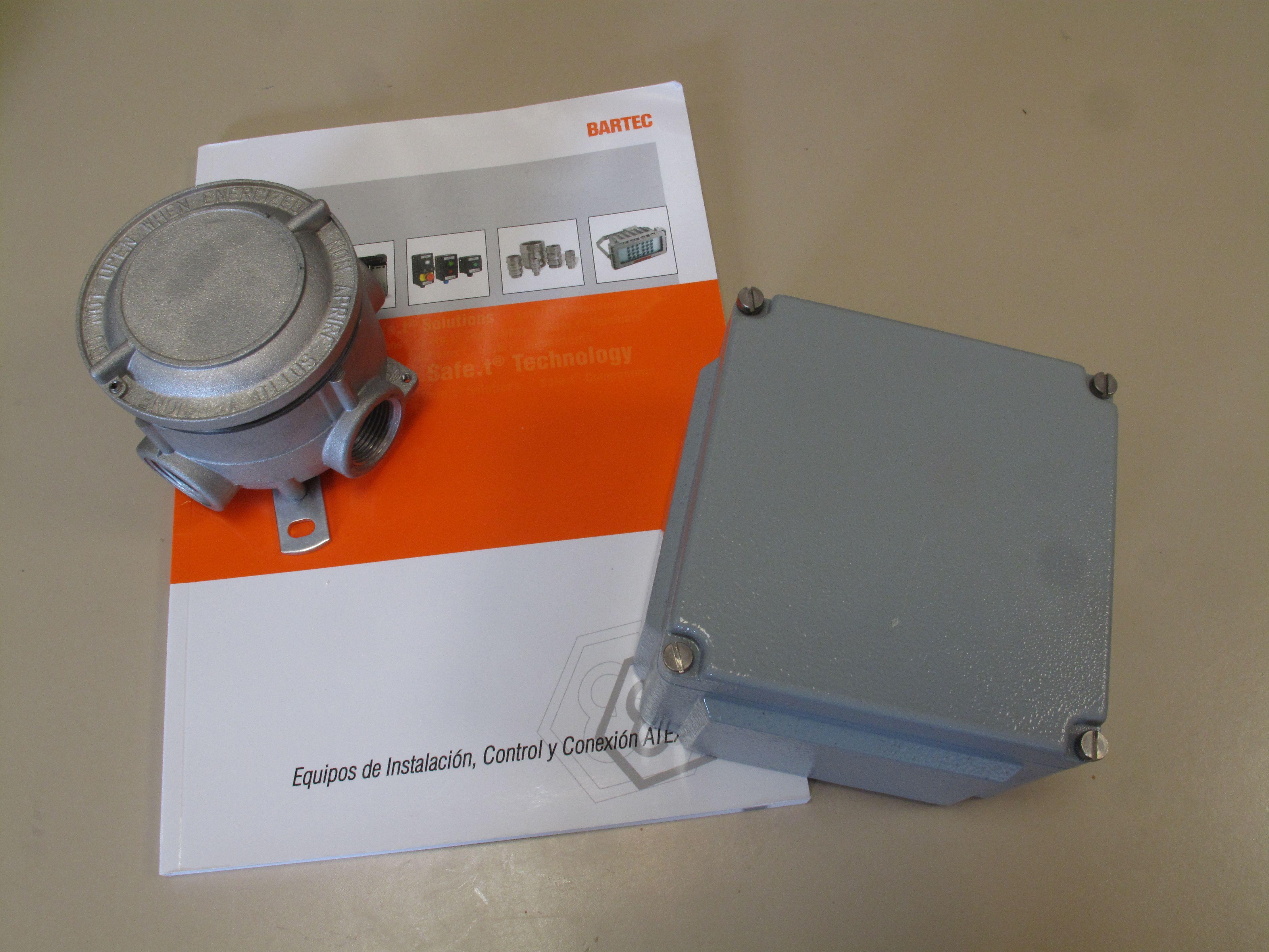 Fabricación de material eléctrico industrial