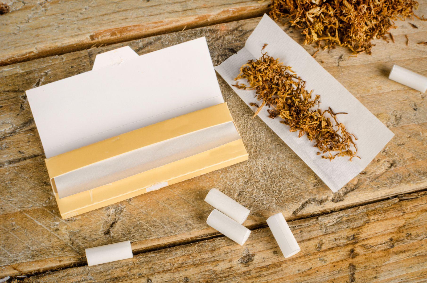 Venta de tabaco en Santander