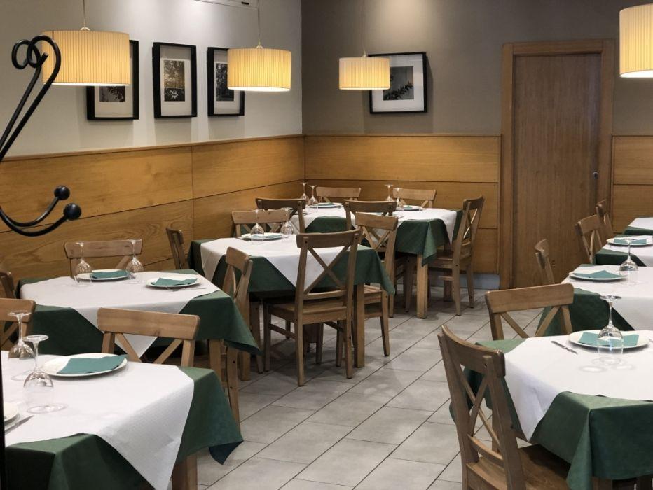 Restaurante con menú diario en Oviedo