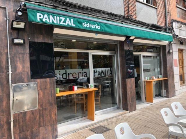 Restaurante sidrería en Oviedo