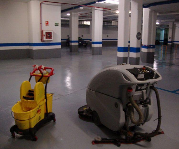 Limpieza industrial en Asturias