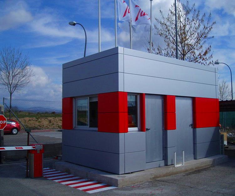 Control de accesos en Asturias