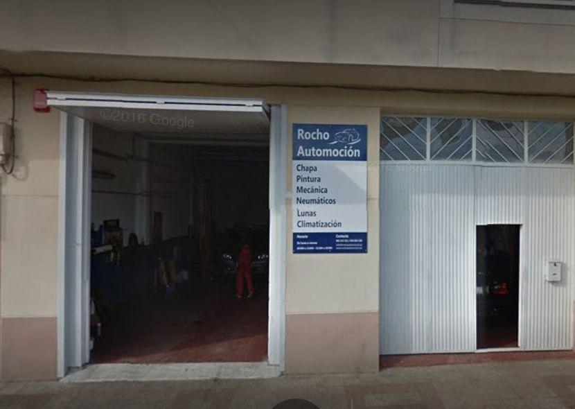 Taller de chapa y pintura en Lugo
