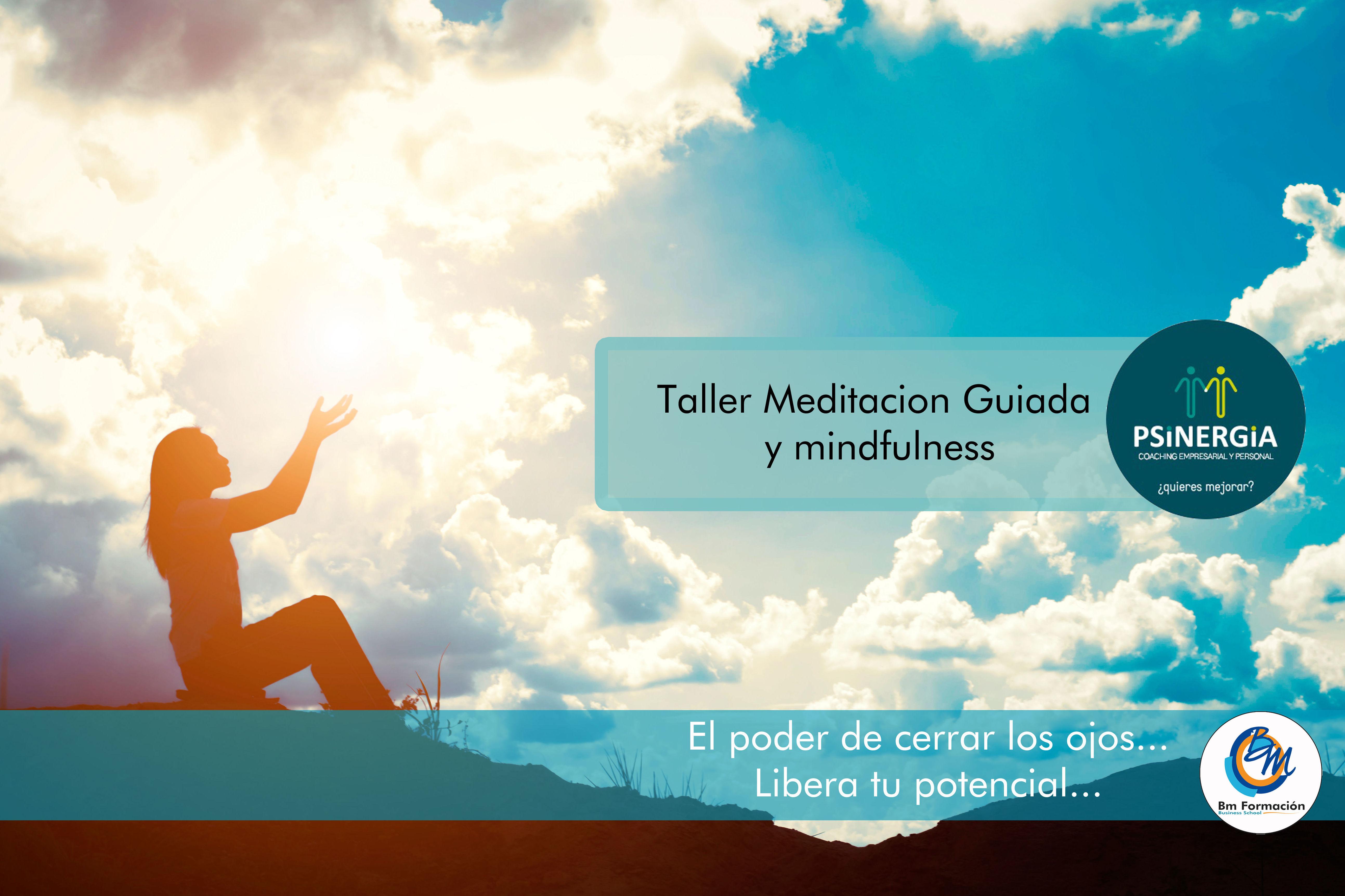 Taller Meditación Guiada y Mindfulness