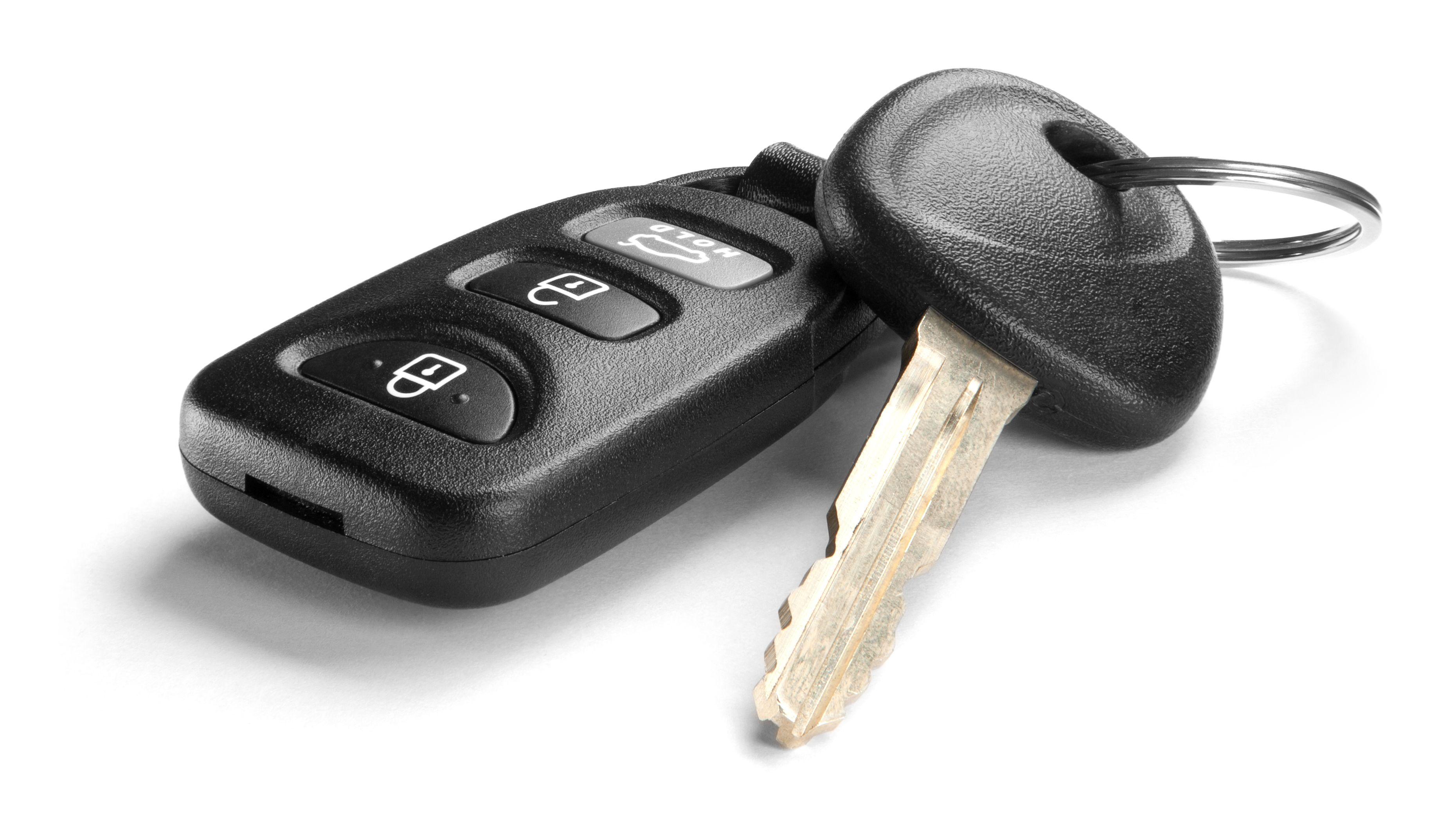 Llaves de coche codificadas en Socuéllamos