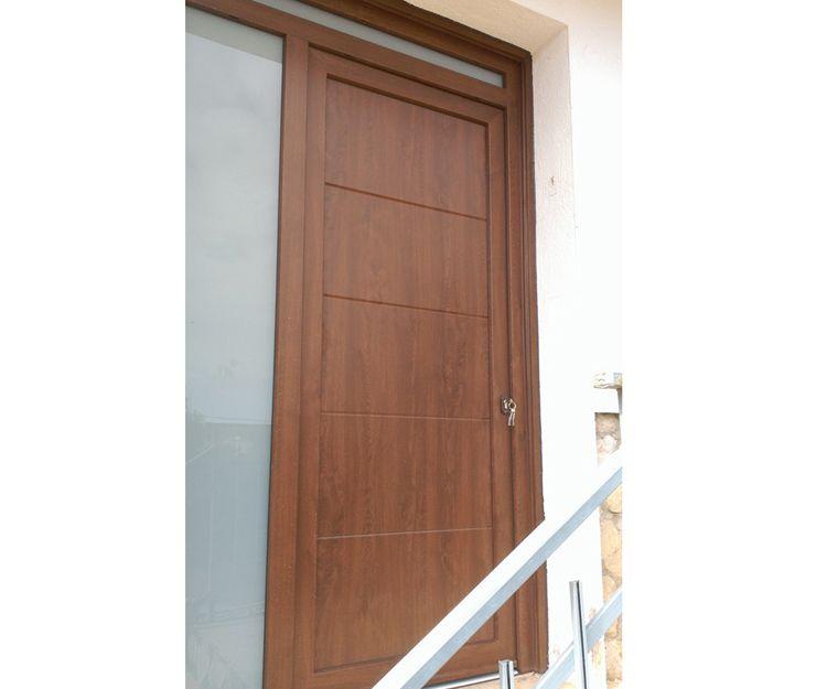 Fabricación de puertas de aluminio en Tarragona