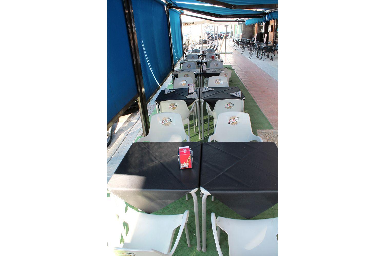 Restaurante con terraza en Las Tablas, Madrid
