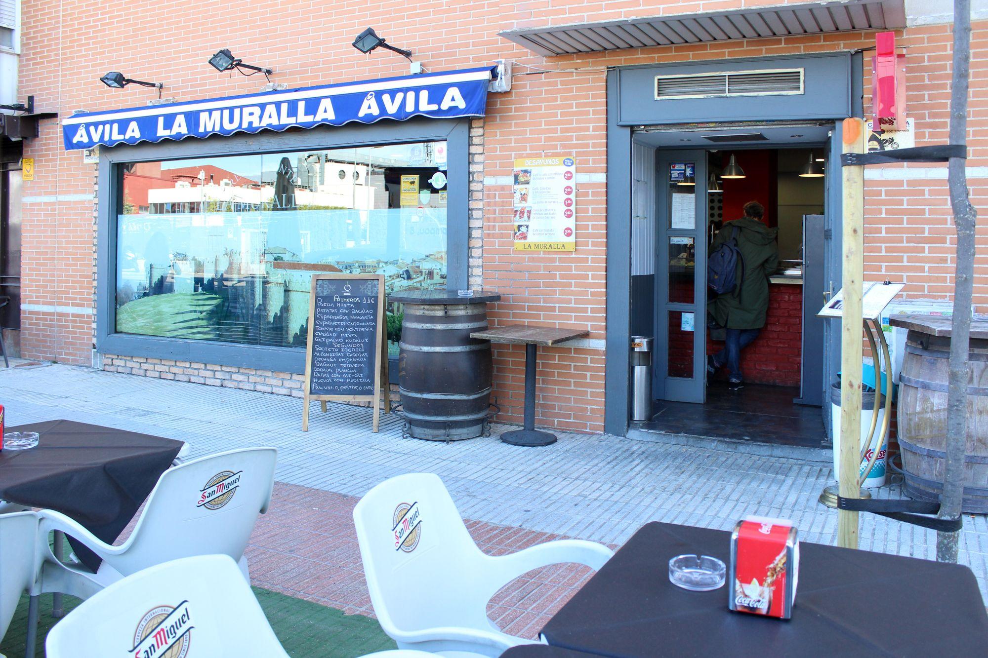 Foto 1 de Bar afterwork en  | Restaurante La Muralla
