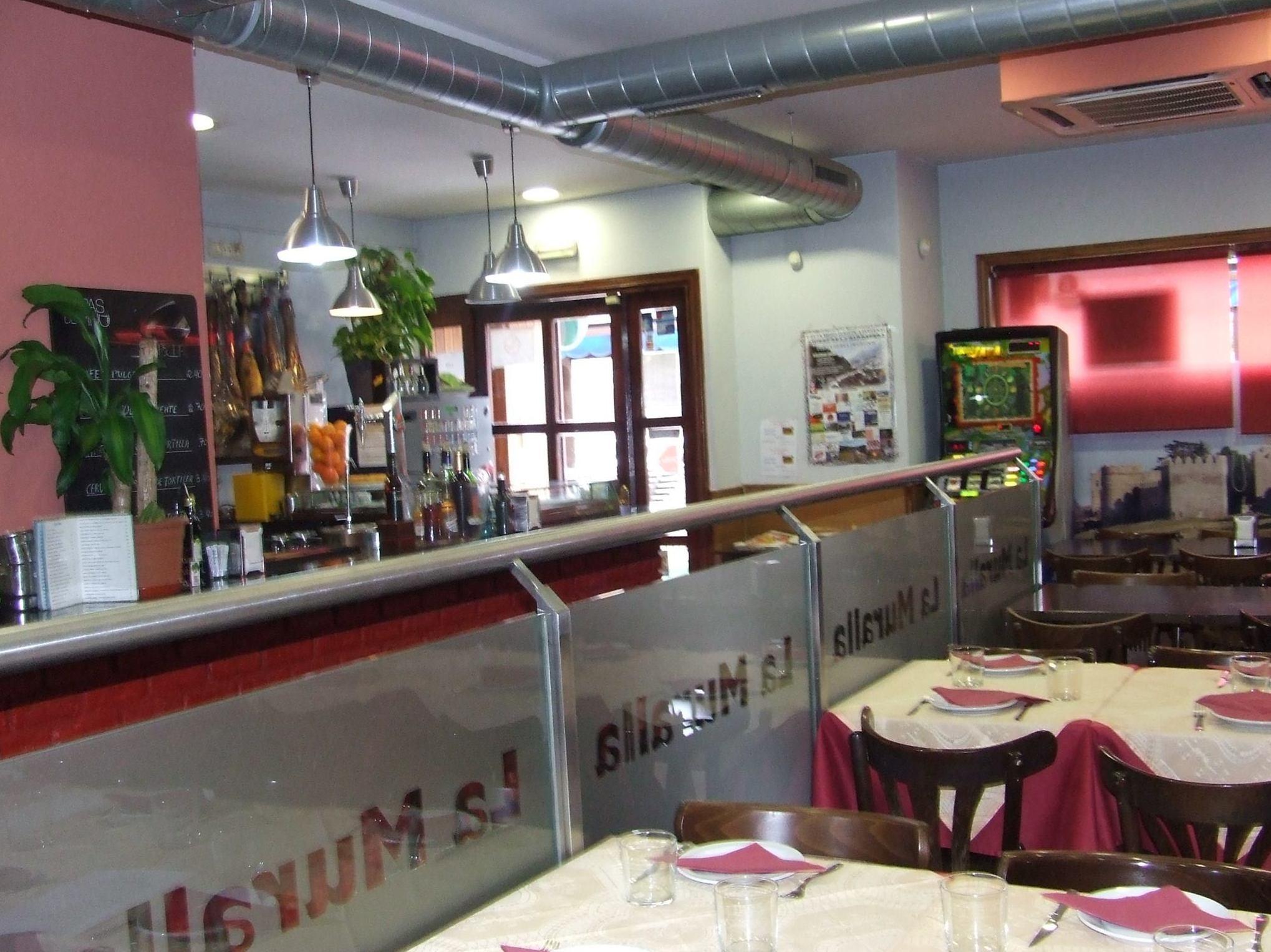 Restaurante La Muralla en las Tablas