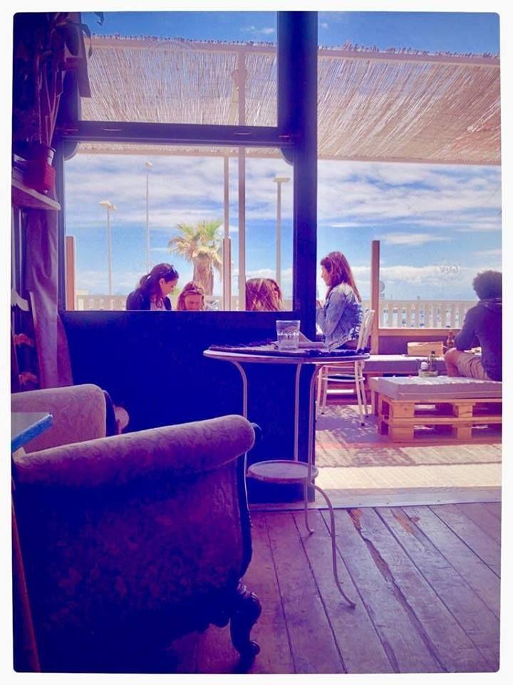 Restaurante con terraza en Tarifa