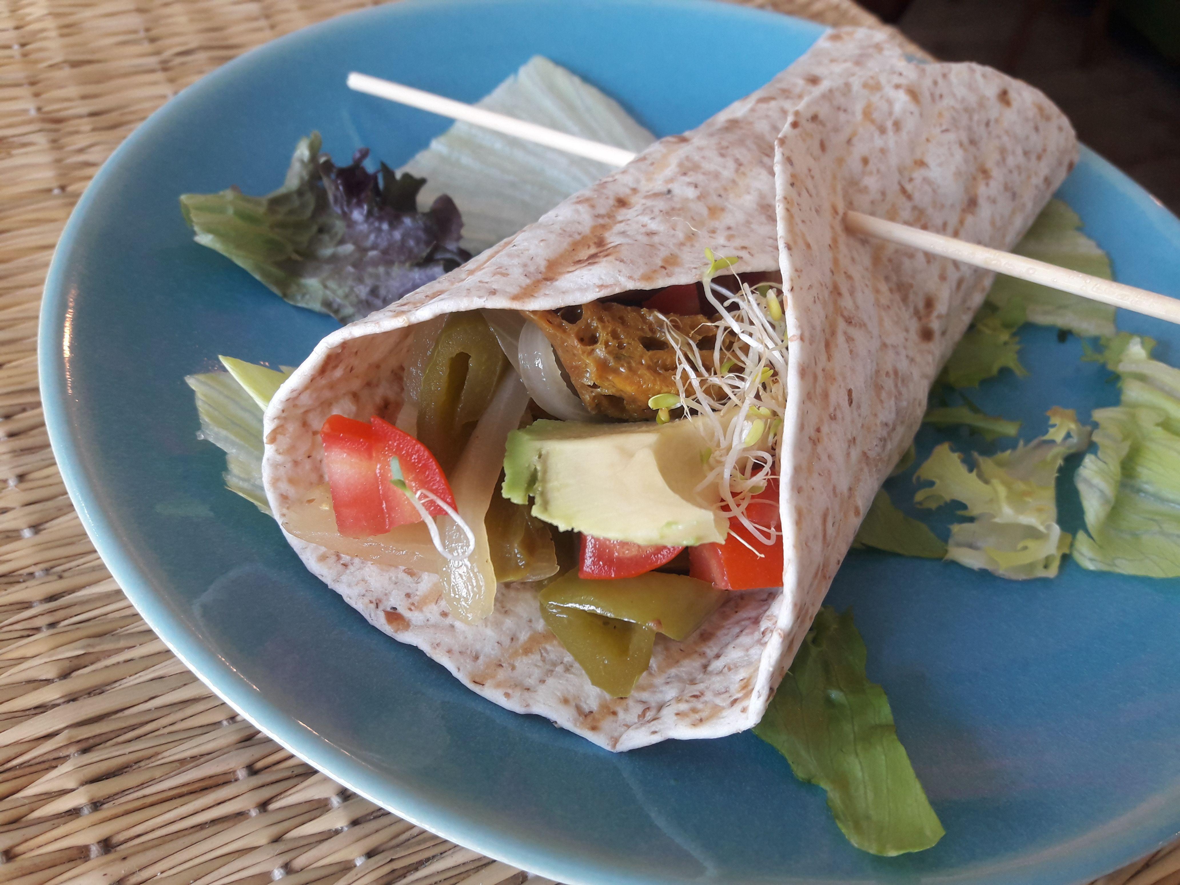 Restaurante vegetariano Tarifa