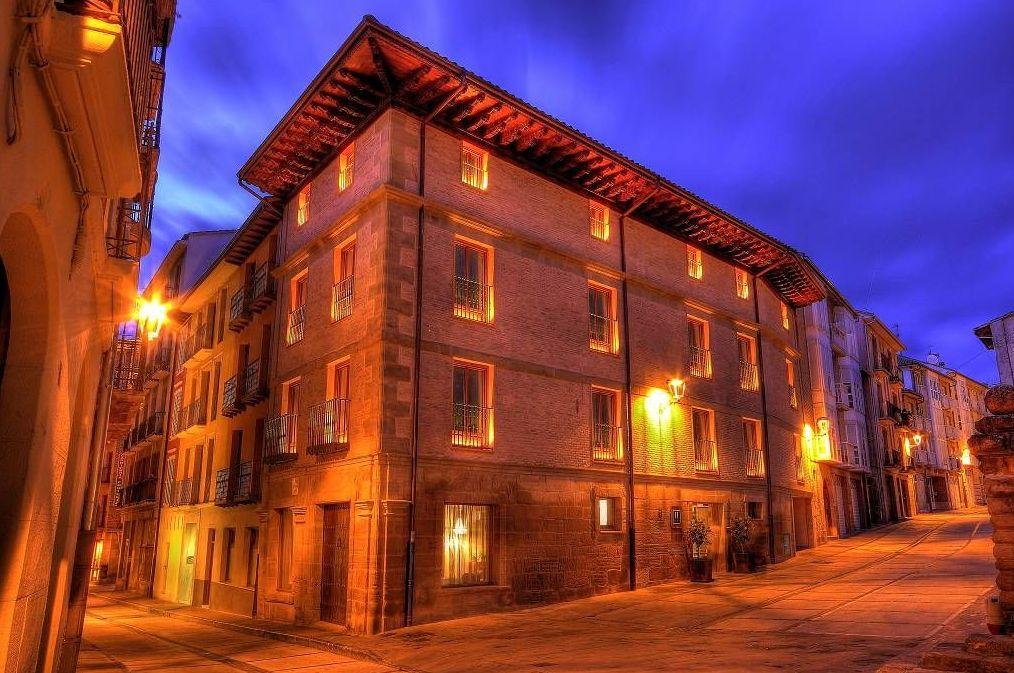 Hospedería Chapitel en Estella Navarra