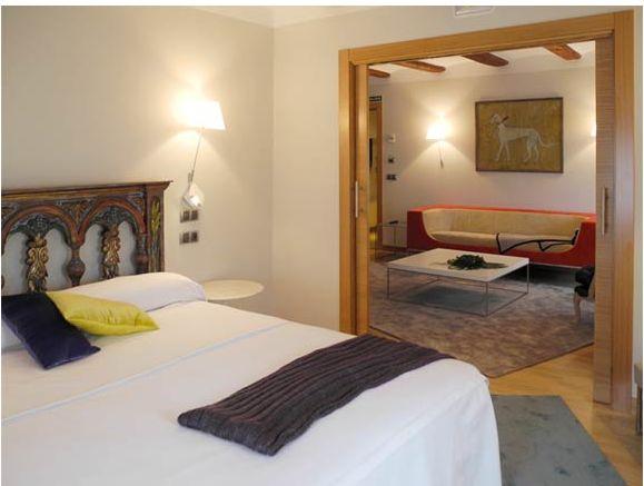 Hotel de 4 estrellas en Navarra