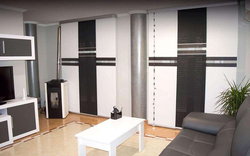 Confección de cortinas y estores en Almagro