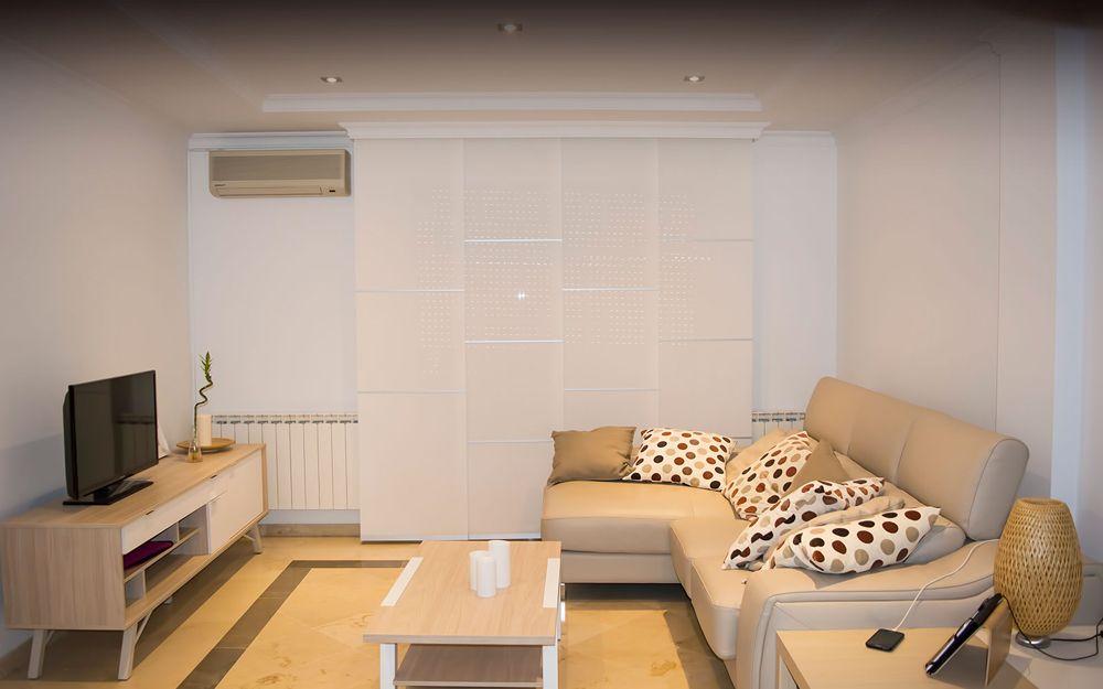 Instalación de cortinas y estores a medida en Ciudad Real