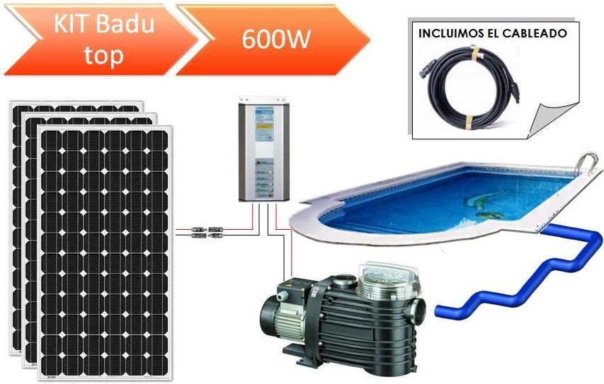 Zo bomba solar para piscina productos y servicios de for Productos piscina