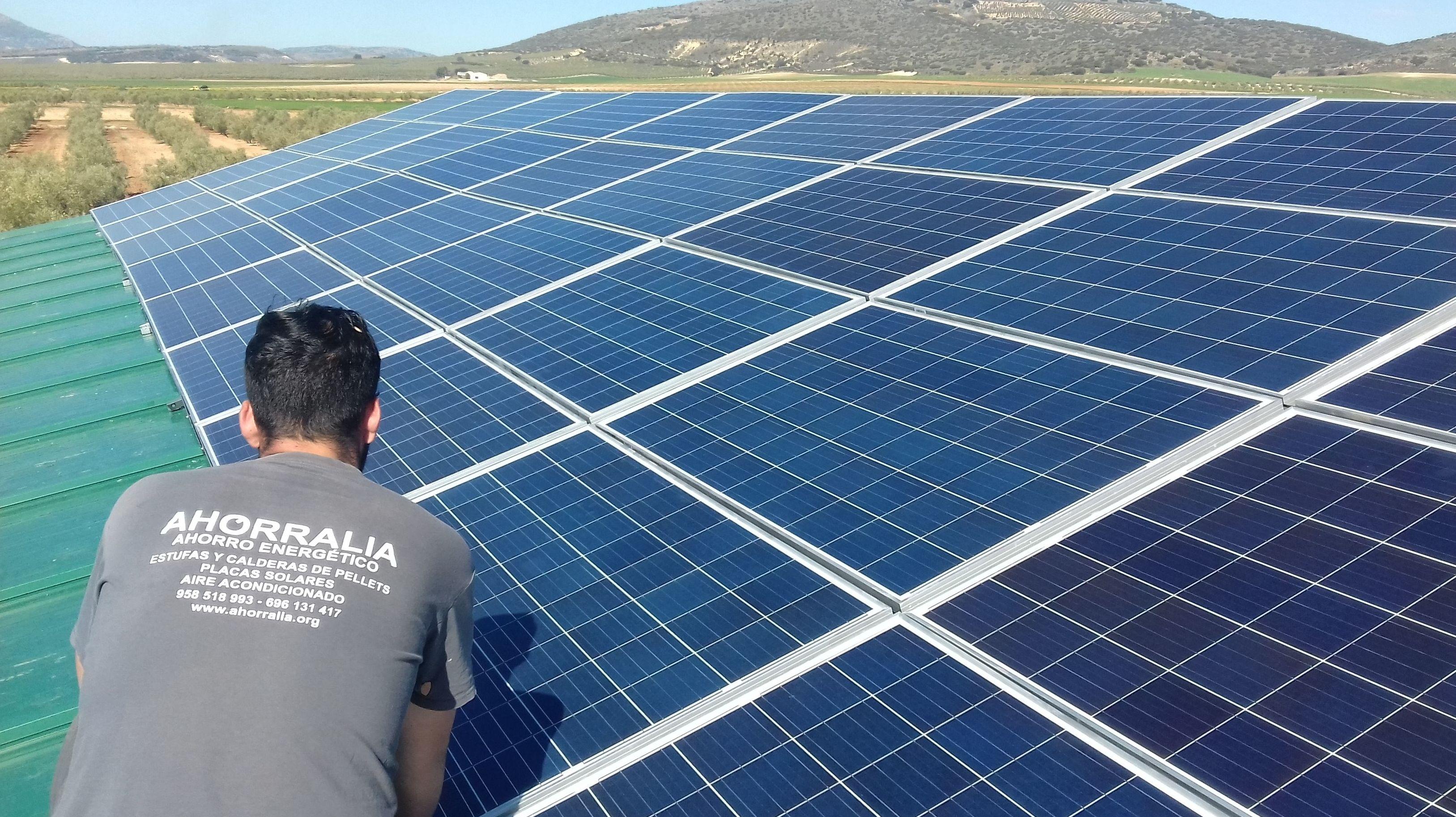 instalacion pozo fotovoltaico 5cv
