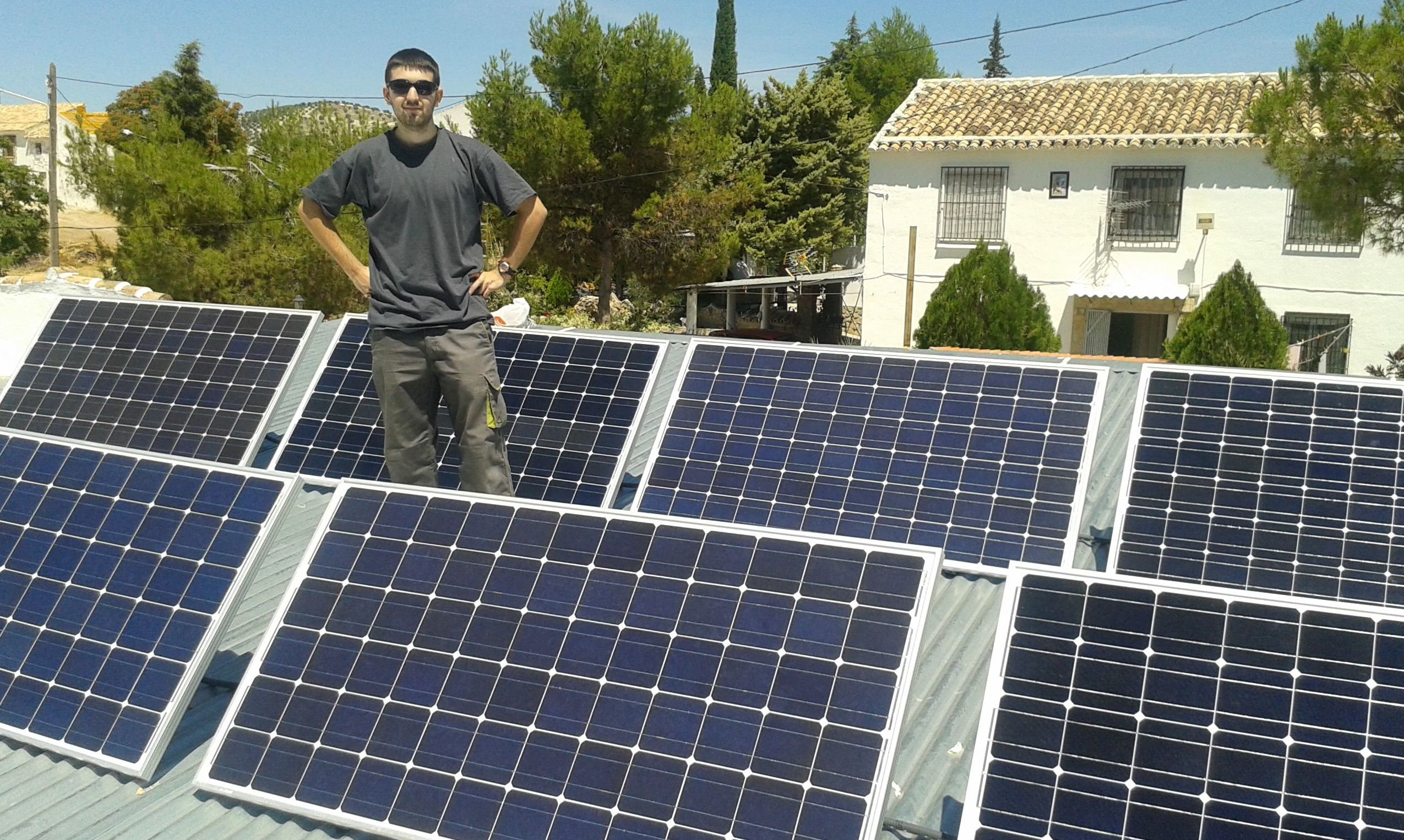 Foto 75 de Energías renovables en Láchar | Ahorralia