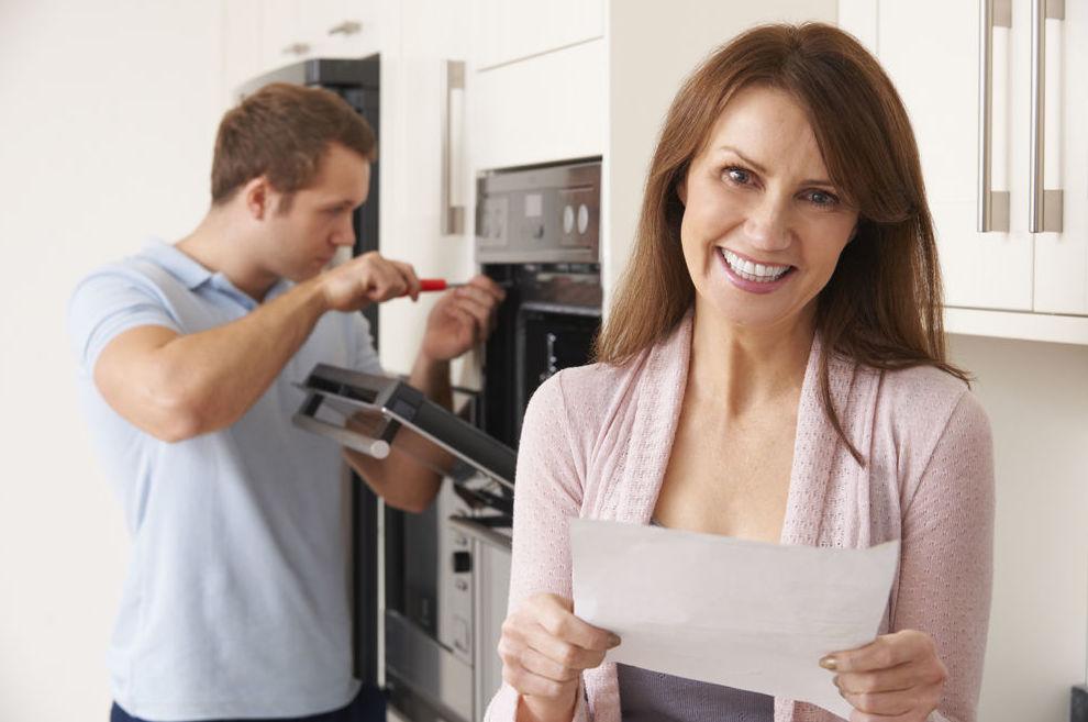 Empresa especializada en la reparación de electrodomésticos