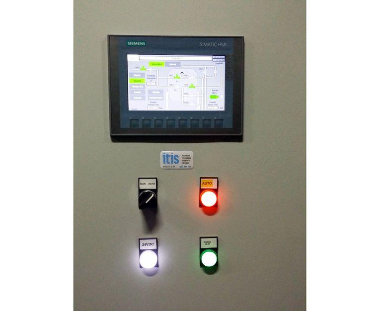 Empresa especializada en automatización industrial en Albacete