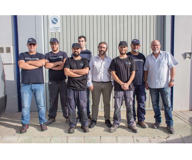 Automatización de procesos industriales en Albacete