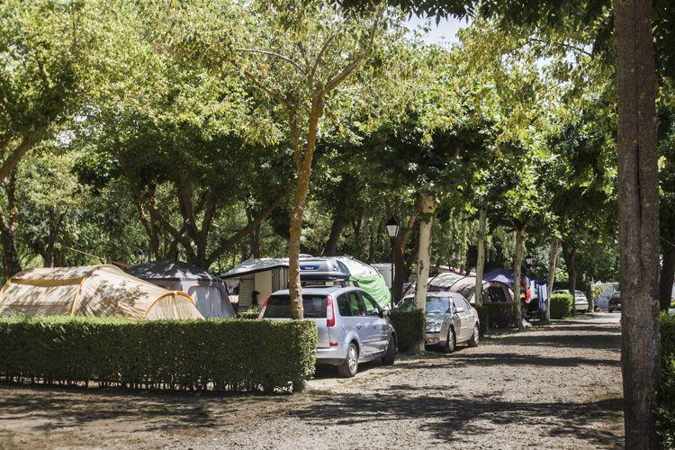 Camping en Salamanca