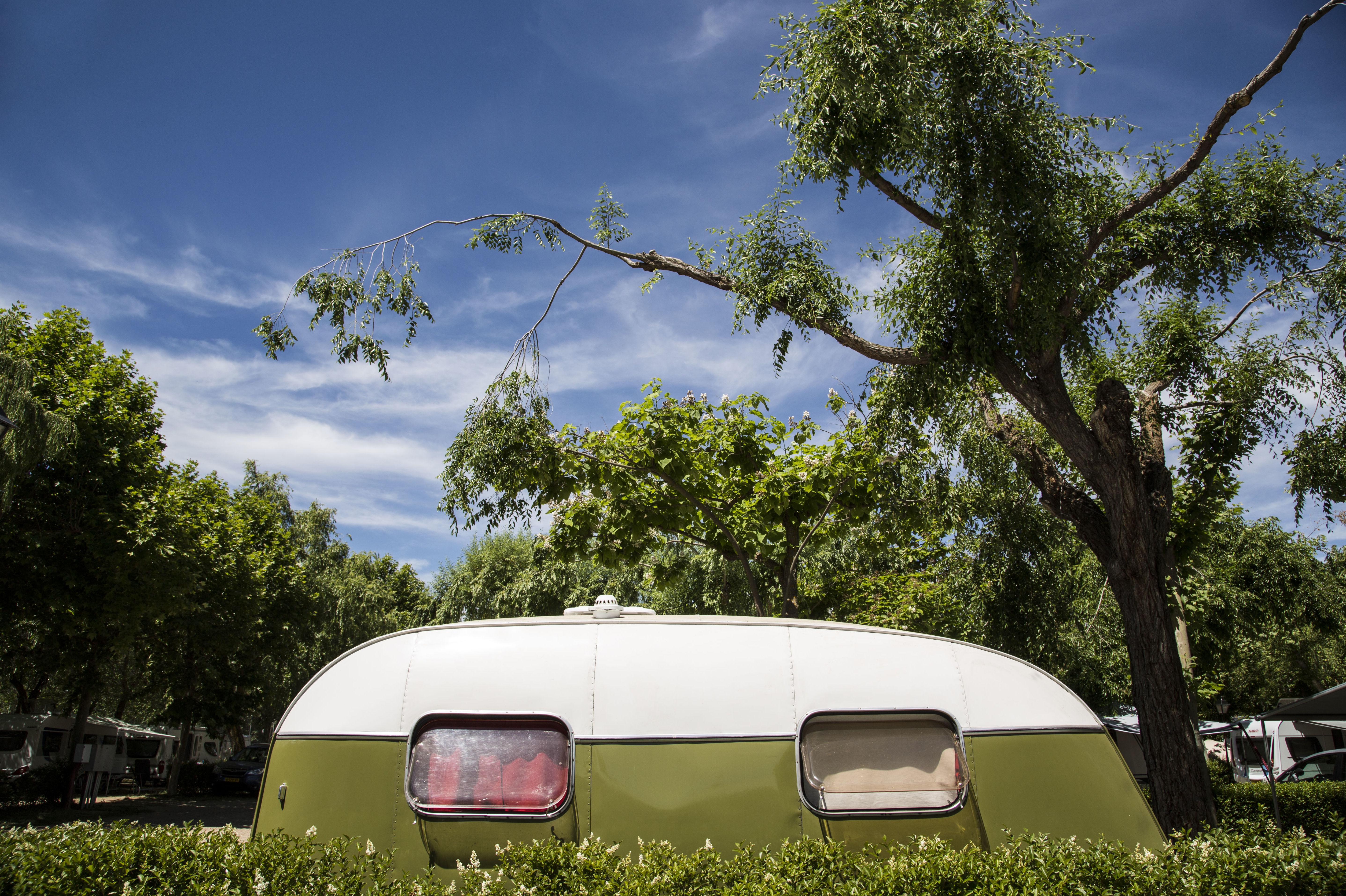 Foto 6 de Camping en Cabrerizos | Camping Don Quijote