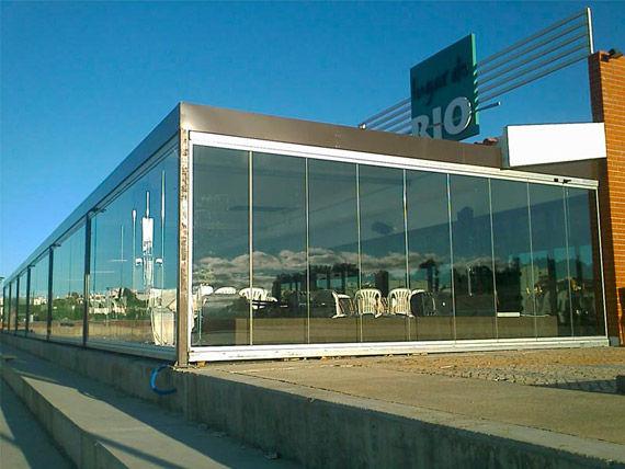 Foto 7 de Carpintería de aluminio, metálica y PVC en Málaga | Aluminios Alunoe