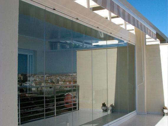 Foto 2 de Carpintería de aluminio, metálica y PVC en Málaga | Aluminios Alunoe