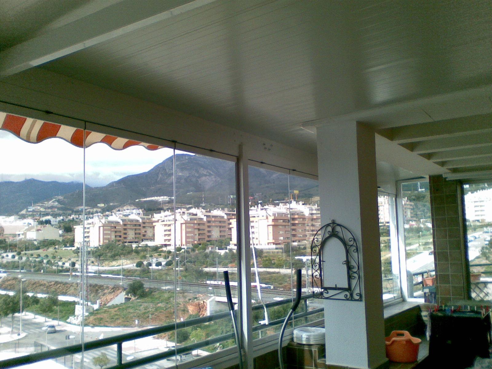 Foto 19 de Carpintería de aluminio, metálica y PVC en Málaga | Aluminios Alunoe