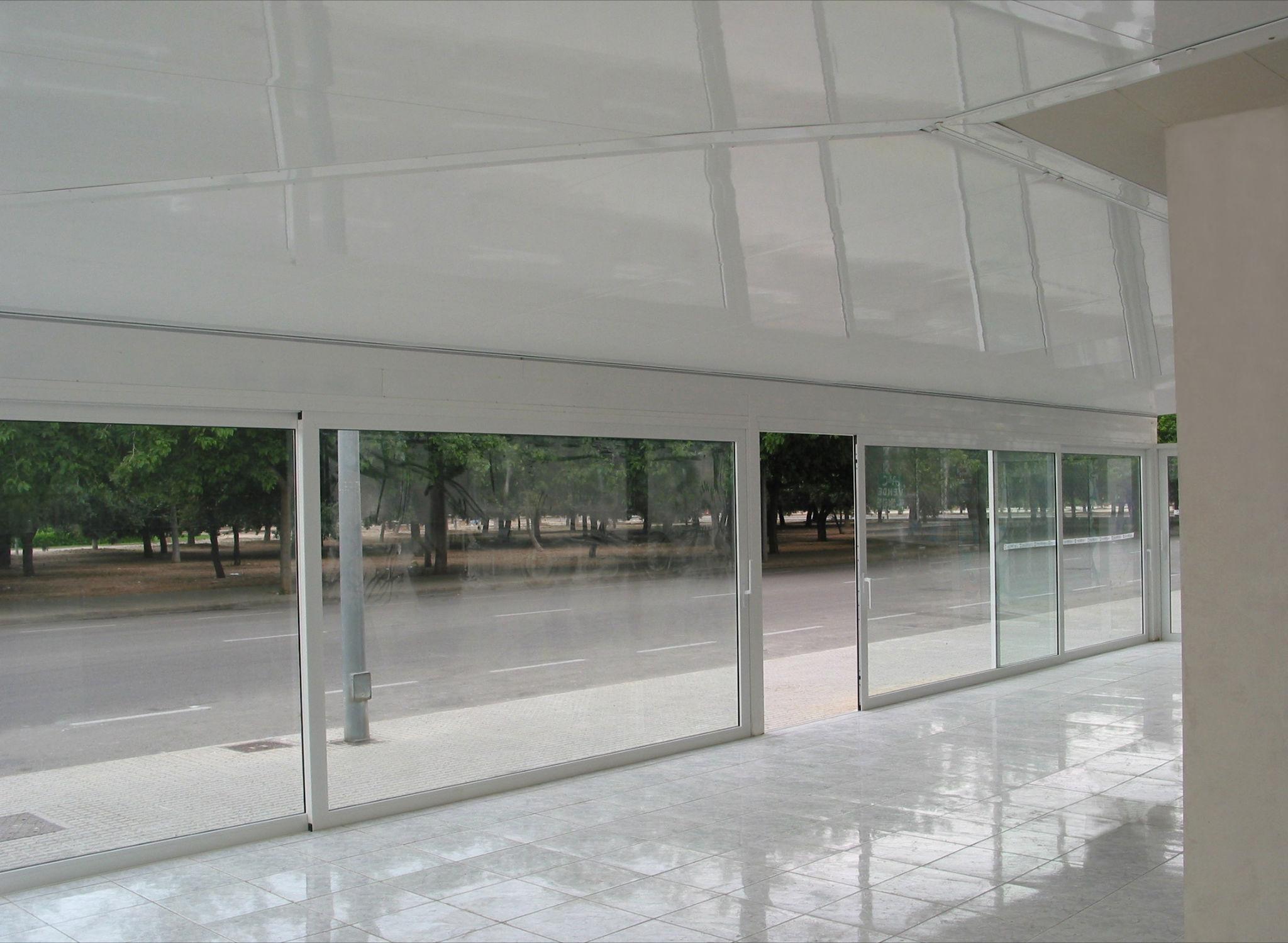 Foto 24 de Carpintería de aluminio, metálica y PVC en Málaga | Aluminios Alunoe