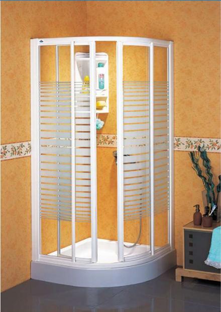 Mamparas de baño: Servicios de Aluminios Alunoe