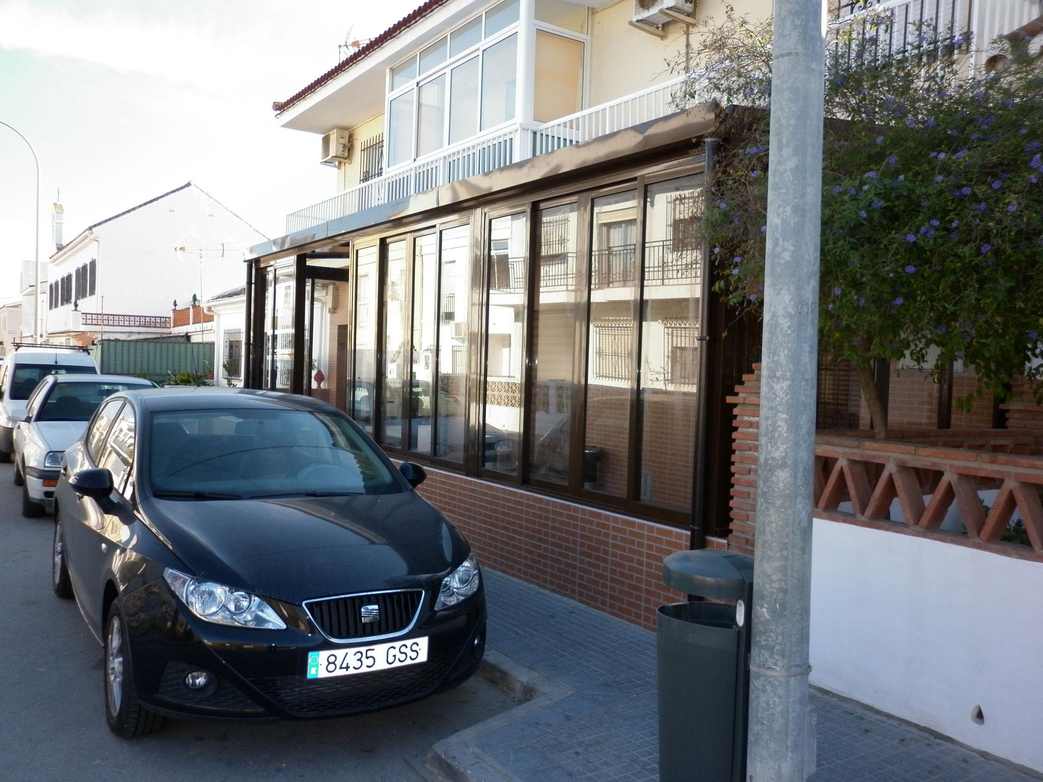 Foto 26 de Carpintería de aluminio, metálica y PVC en Málaga | Aluminios Alunoe