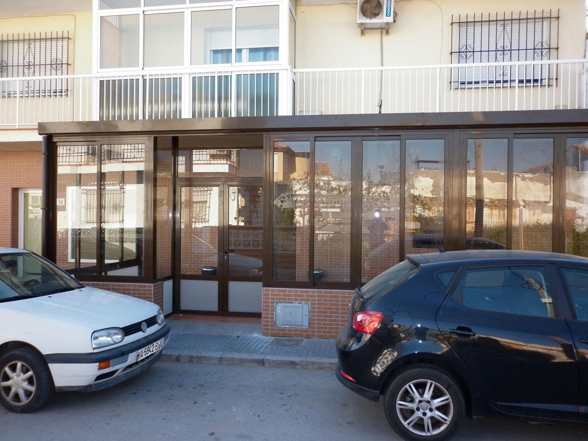 Foto 27 de Carpintería de aluminio, metálica y PVC en Málaga | Aluminios Alunoe