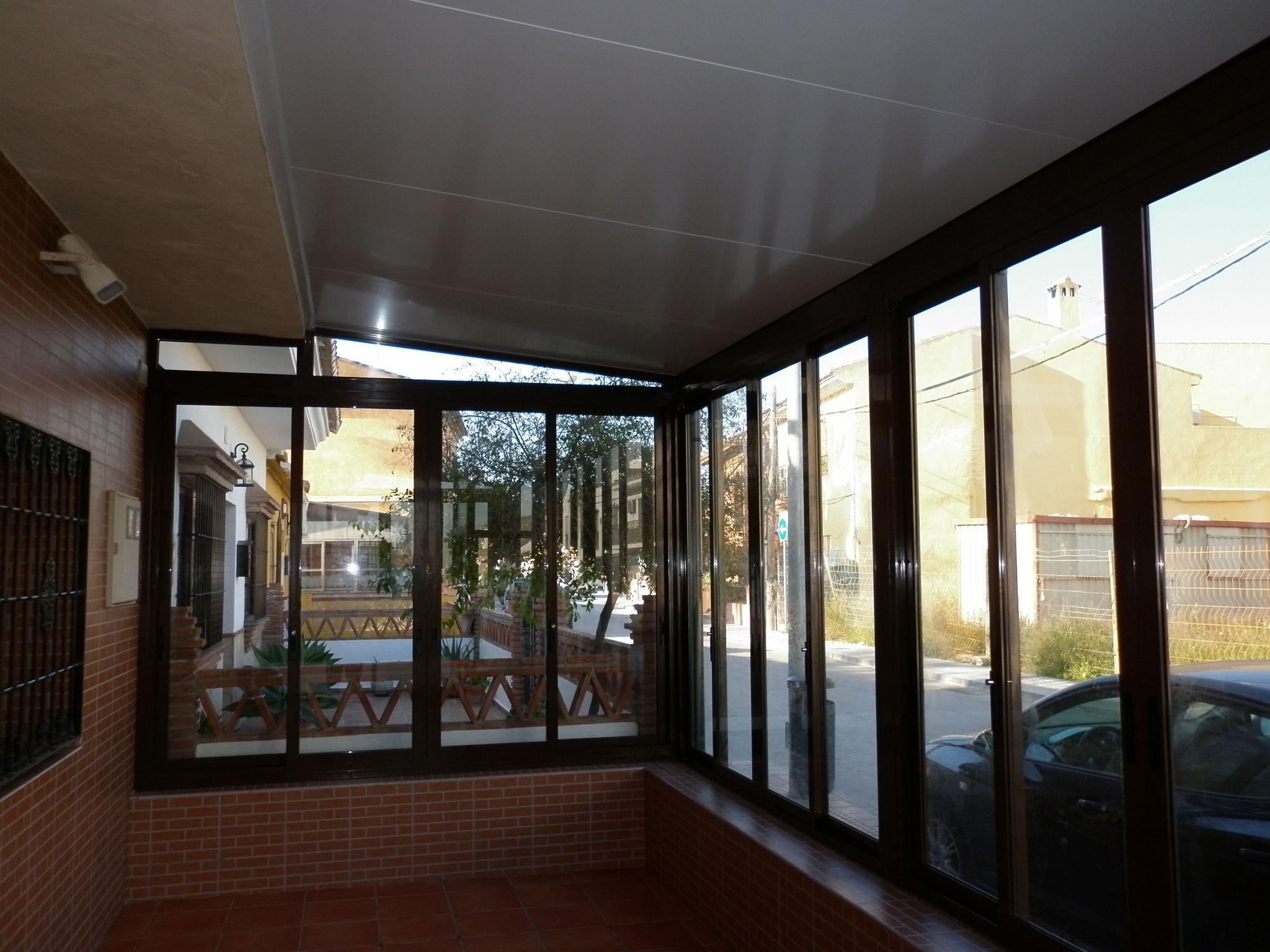 Foto 28 de Carpintería de aluminio, metálica y PVC en Málaga | Aluminios Alunoe