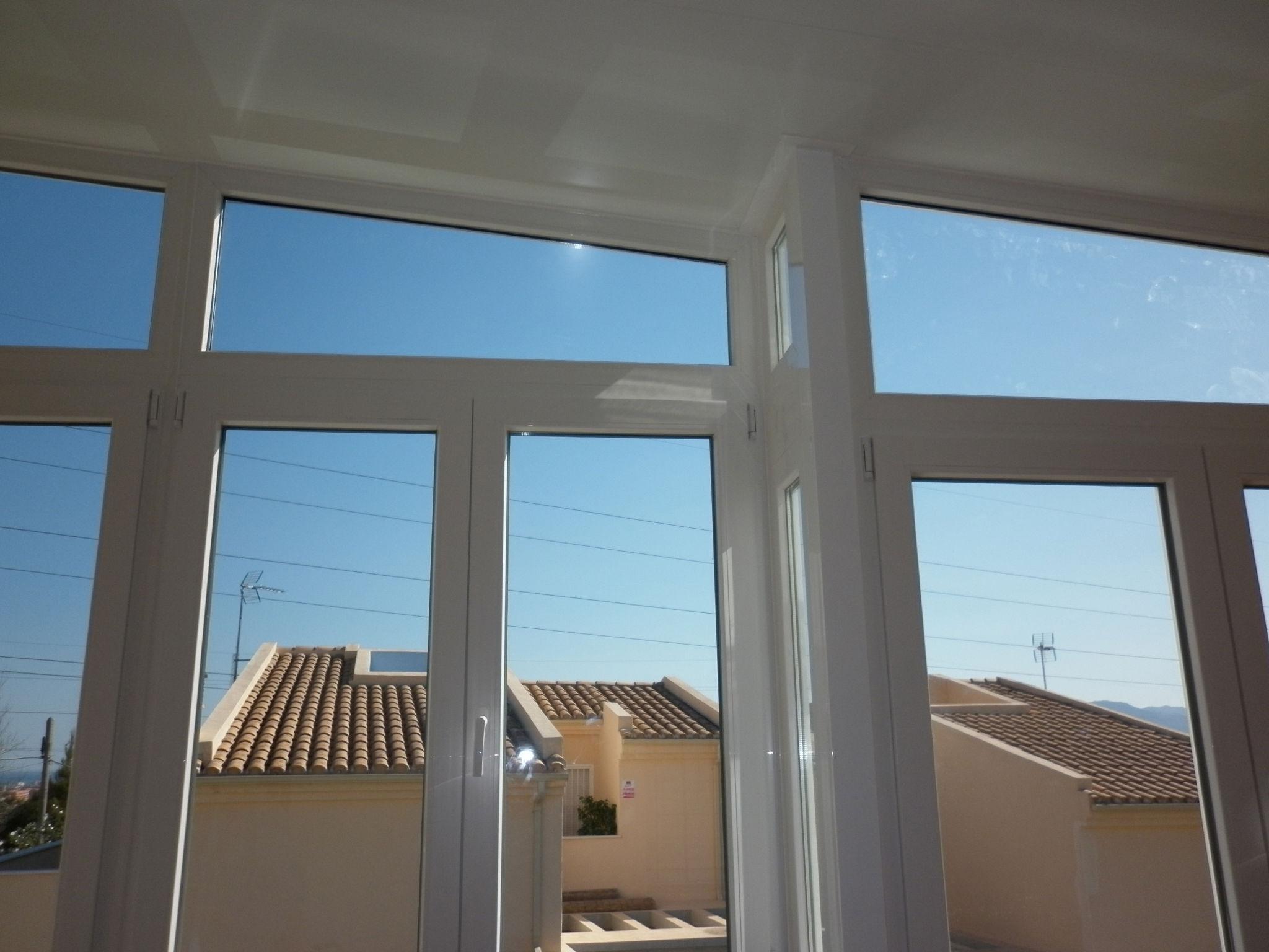 Foto 32 de Carpintería de aluminio, metálica y PVC en Málaga | Aluminios Alunoe