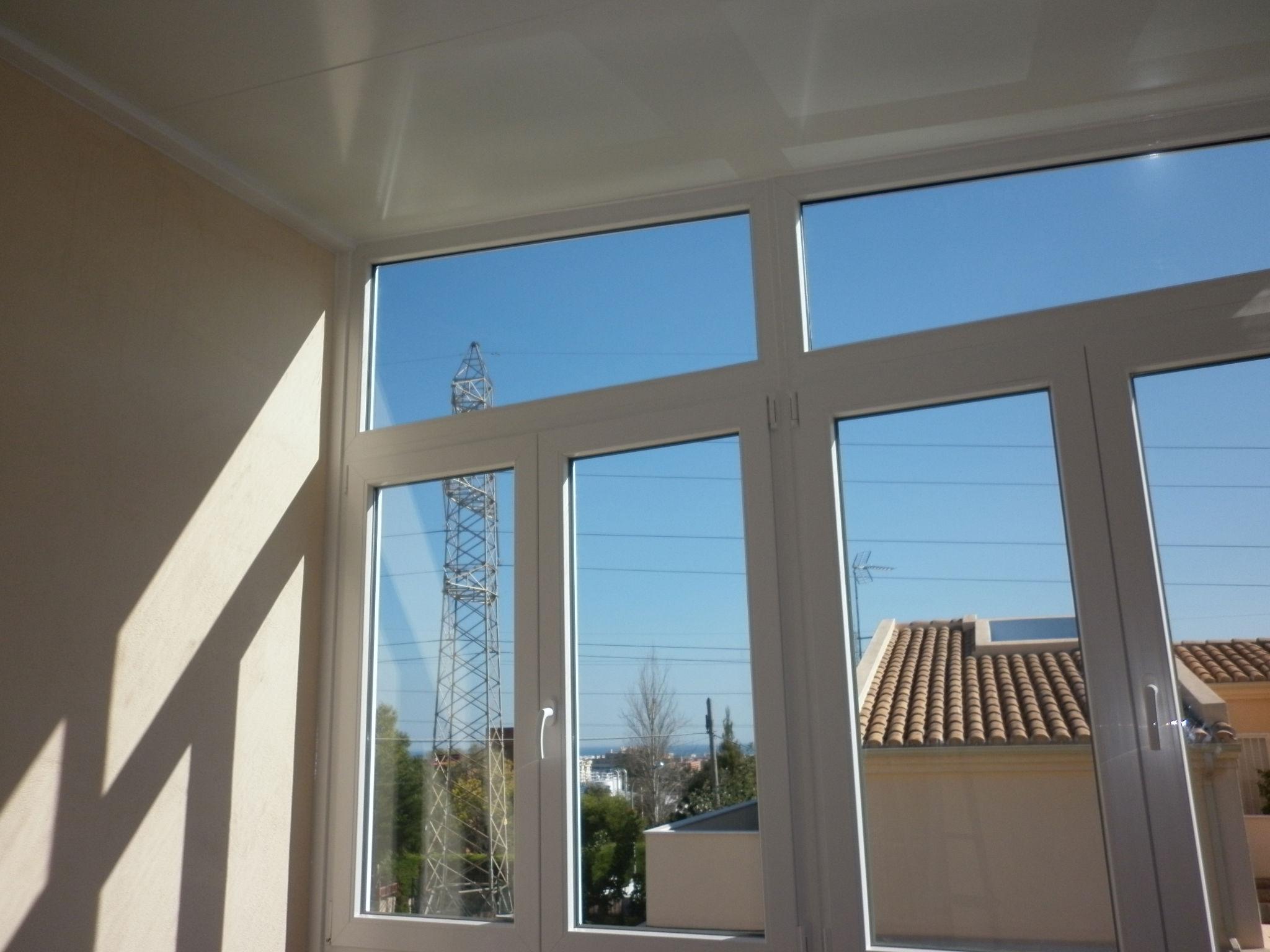 Foto 33 de Carpintería de aluminio, metálica y PVC en Málaga | Aluminios Alunoe