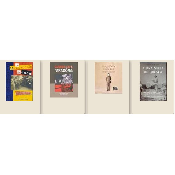 Temas aragoneses y carlismo: Productos y Servicios de Librería Serret