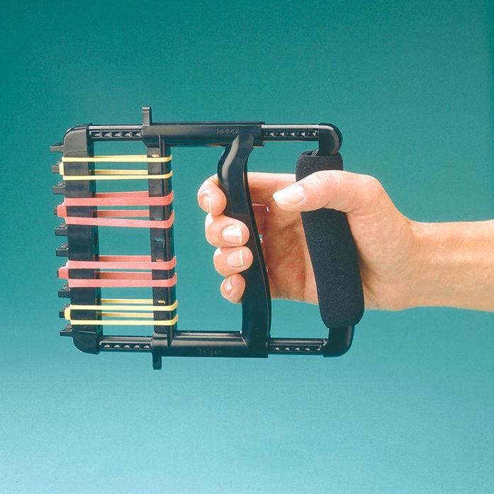 Ejercitador ergonómico de manos