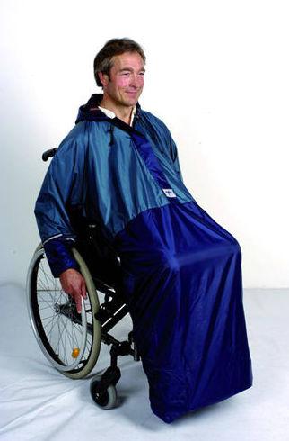 Chubasquero para silla de ruedas Asturias