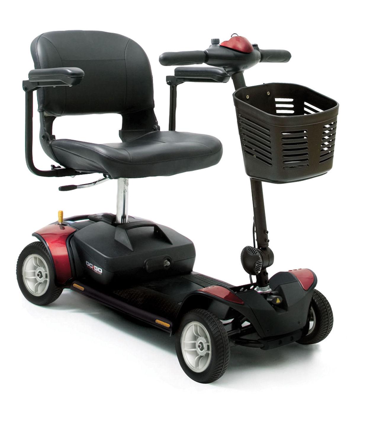 Scooter GoGo 4 ruedas Asturias