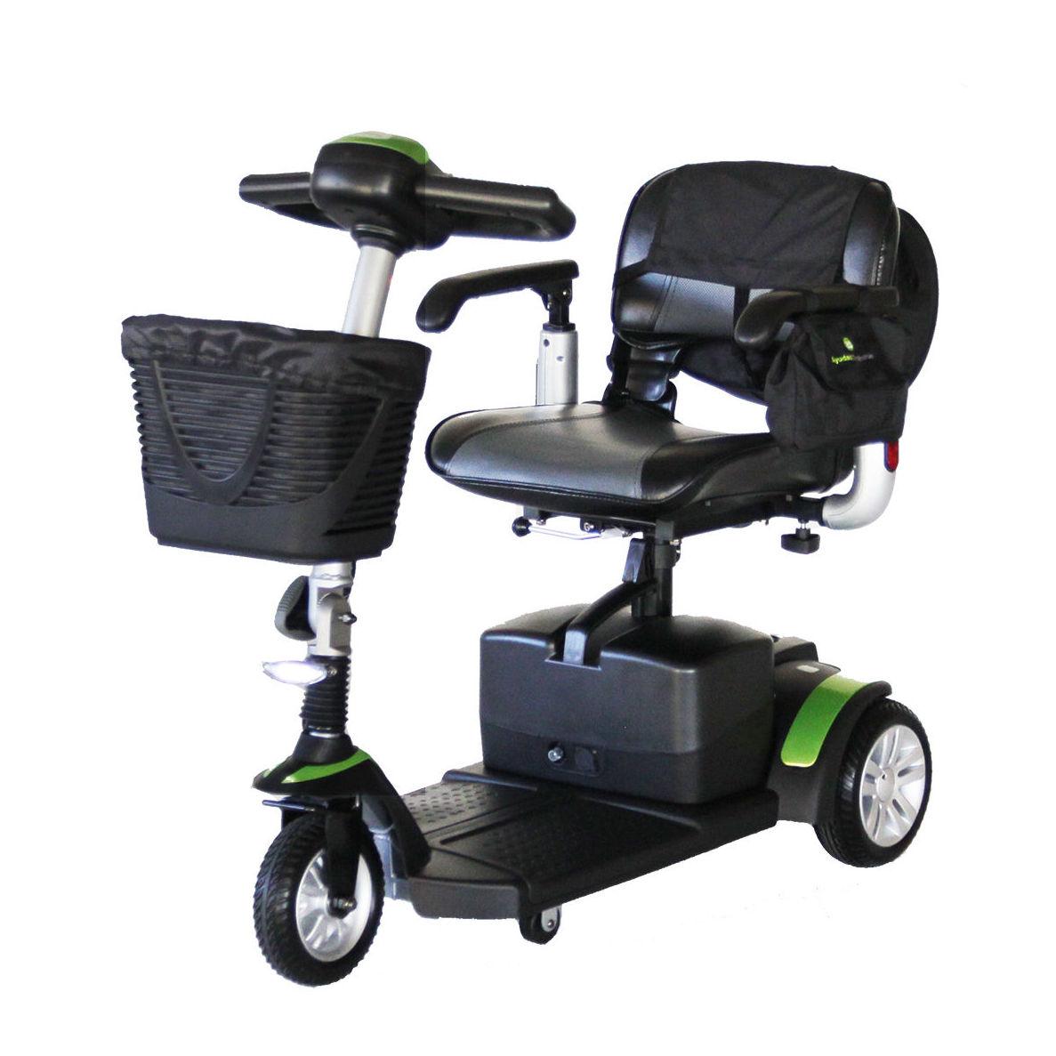 Scooter de 3 ruedas Eclipse Plus Gijón
