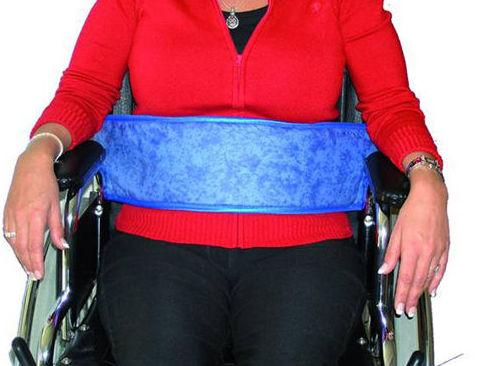 Cinturón abdominal para silla de ruedas Asturias