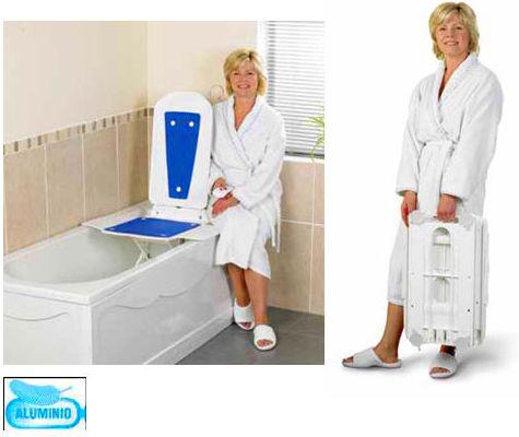 """Elevador de bañera eléctrico """"Bath Master"""""""
