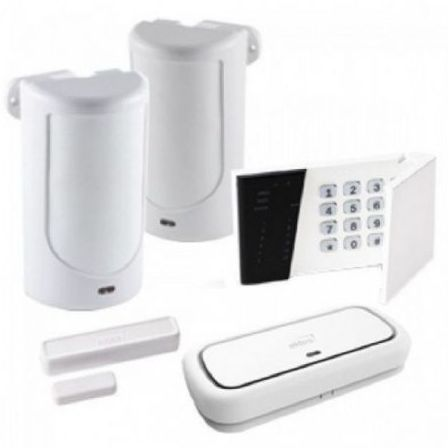 Kit PITBULL de ELDES: Sistemas de seguridad de Seguridad Euro Systems 24