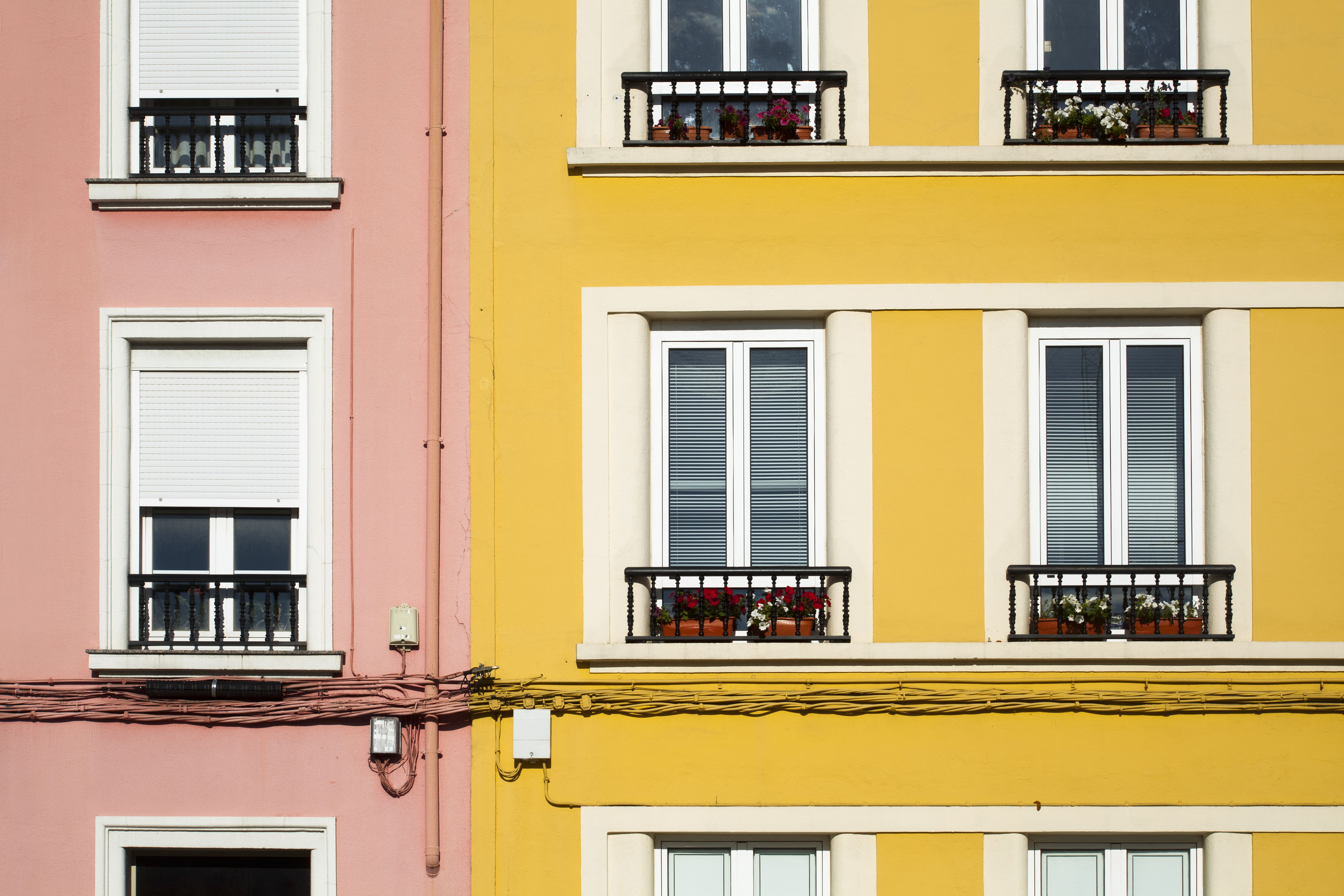 Impermeabilizaciones de fachadas: Servicios de Aconteser