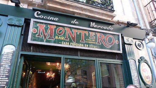 Bienvenido al restaurante Montero