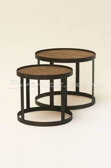 Set mesas BR 377WB773: Catálogo de Ste Odile Decoración