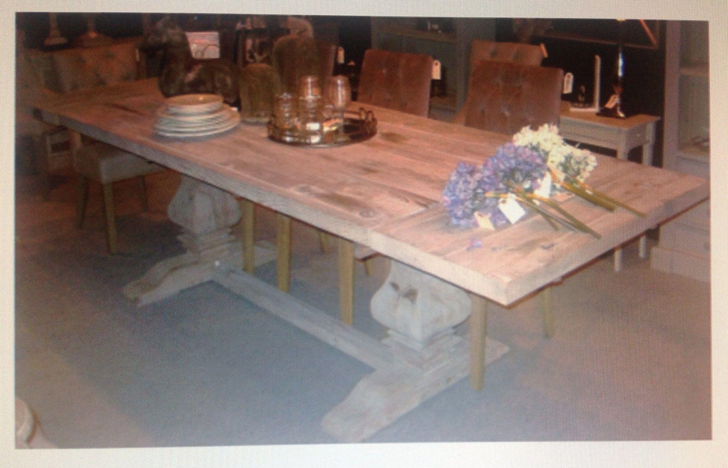 Mesa comedor madera cat logo de ste odile decoraci n for Catalogo de mesas de comedor