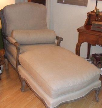 Chaise Longue Roble lavado
